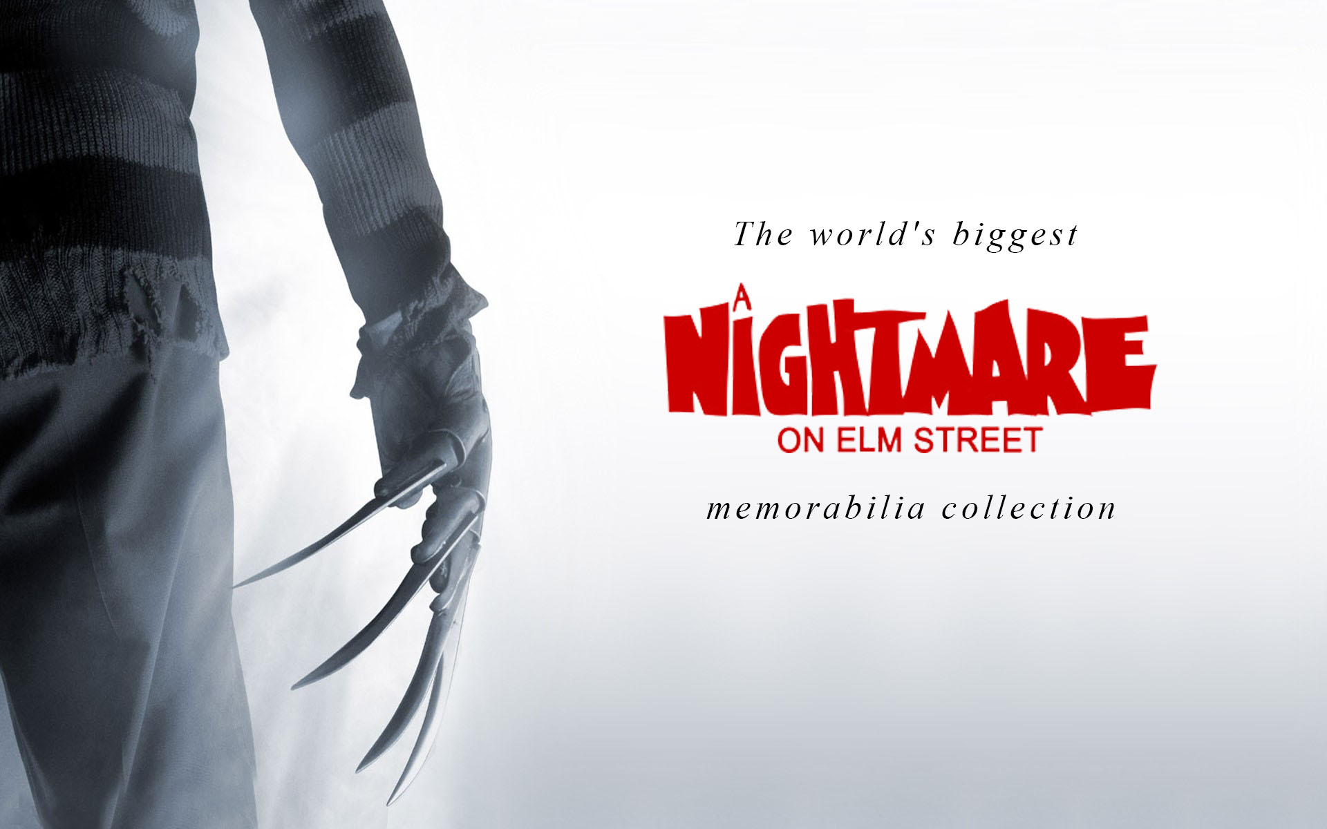 My Nightmare On Elm Street Collection